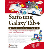 Samsung Galaxy Tab 4 for Seniors (BOK)