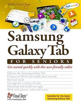 Working with a Samsung Galaxy Tablet with Android 5 for Seni (BOK)
