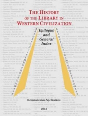 History of the Library in Western Civilization (BOK)