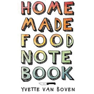 Home Made Food Notebook (BOK)
