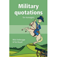 Produktbilde for Military Quotations for Managers (BOK)