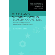 Sharia and National Law in Muslim Countries (BOK)