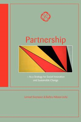 Partnership: As a Strategy for Social Innovation and Sustainable Change (BOK)