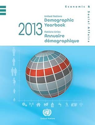Demographic Yearbook 2013 (BOK)