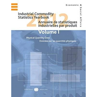 Industrial Commodity Statistics Yearbook 2012 (BOK)
