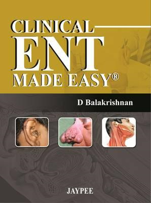 Clinical ENT Made Easy (BOK)
