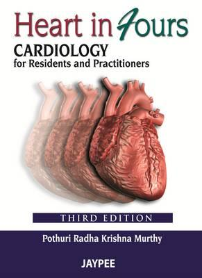 Heart in Fours: Cardiology for Residents and Practitioners (BOK)