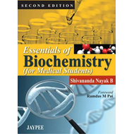 Essentials of Biochemistry: (For Medical Students) (BOK)