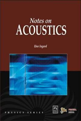 Notes on Acoustics (BOK)