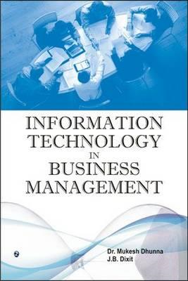 Information Technology in Business Management (BOK)