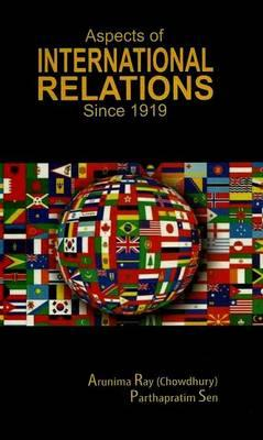 Aspects of International Relations Since 1919 (BOK)
