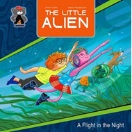 Little Alien: A Flight in the Night (BOK)
