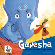 Ganesha: Ravana and the Magic Stone (BOK)