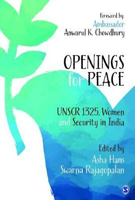Openings for Peace (BOK)