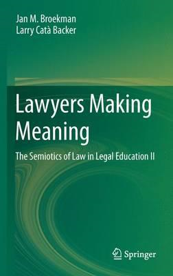 Lawyers Making Meaning (BOK)