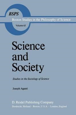 Science and Society (BOK)