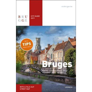 Produktbilde for Bruges City Guide 2019 (BOK)