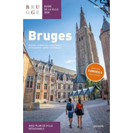 Produktbilde for Bruges. Guide de la Ville 2020 (BOK)