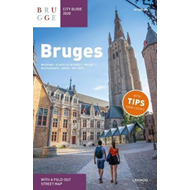 Produktbilde for Bruges City Guide 2020 (BOK)