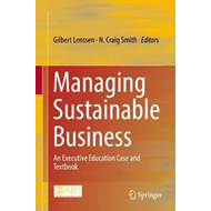 Managing Sustainable Business (BOK)