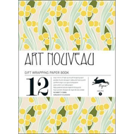 Art Nouveau: Gift & Creative Paper Book Vol. 01 (BOK)