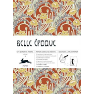 Belle Epoque: Gift & Creative Paper Book (BOK)