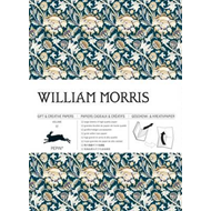 William Morris: Gift & Creative Paper Book (BOK)
