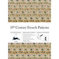 19th Century French: Gift & Creative Paper Book (BOK)