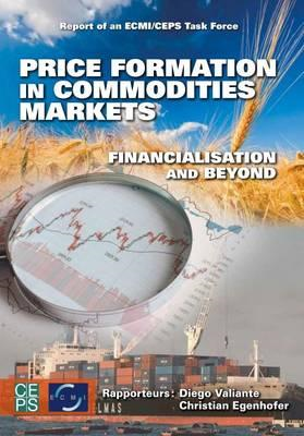Price Formation in Commodities Markets (BOK)
