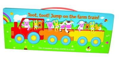Toot Toot Farm Train (BOK)