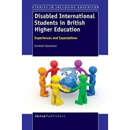 Disabled International Students in British Higher Education (BOK)