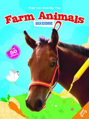 My Fold-Out Activity Fun: Farm Animals (BOK)