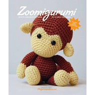 Zoomigurumi: 15 Cute Amigurumi Patterns by 12 Great Designer (BOK)
