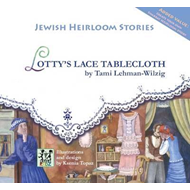 Lotty's Lace Tablecloth (BOK)