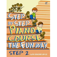 Step by Step Piano Course the Fun Way (BOK)