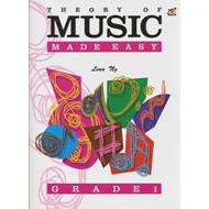 Theory of Music Made Easy (BOK)