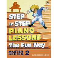 Step by Step to Piano Lessons Fun Way Master Series (BOK)