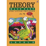 Theory Made Easy for Little Children Level 2 (BOK)
