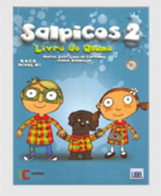 Salpicos - Portuguese Course for Children (BOK)