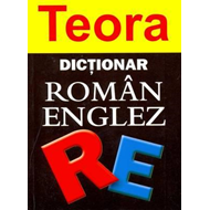 Teora Romanian-English Dictionary (BOK)