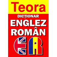 Teora English-Romanian Dictionary (BOK)