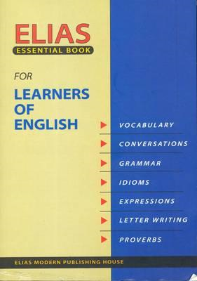Elias Essential Book for Learners of English from Arabic (BOK)