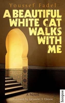 Beautiful White Cat Walks with Me (BOK)