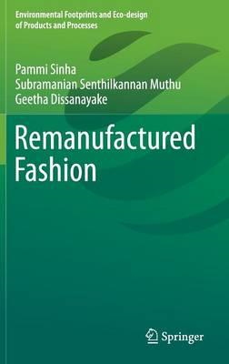 Remanufactured Fashion (BOK)