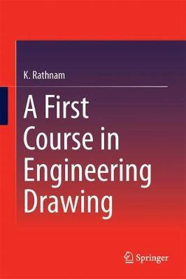 First Course in Engineering Drawing (BOK)
