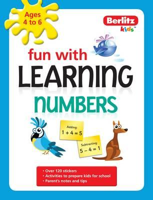 Berlitz Language: Fun with Learning: Numbers (4-6 Years) (BOK)