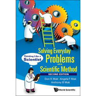Solving Everyday Problems With The Scientific Method: Thinki (BOK)