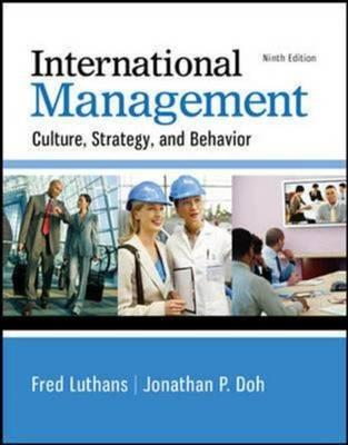 International Management: Culture, Strategy and Behavior (BOK)
