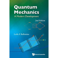 Quantum Mechanics: A Modern Development (2nd Edition) (BOK)