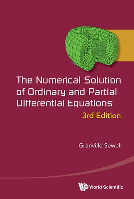 Numerical Solution of Ordinary and Partial Differential Equa (BOK)